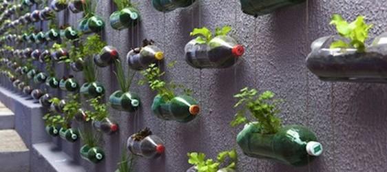5 astuces pour recycler vos bouteilles en plastique blog nettoyage addict nettoyage. Black Bedroom Furniture Sets. Home Design Ideas