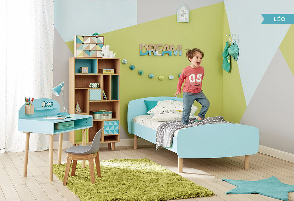 chambre-enfant-garcon – Blog nettoyage – Addict Nettoyage